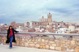 Roberta Martins em Tarragona