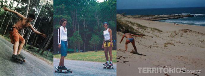 Skate esandboard