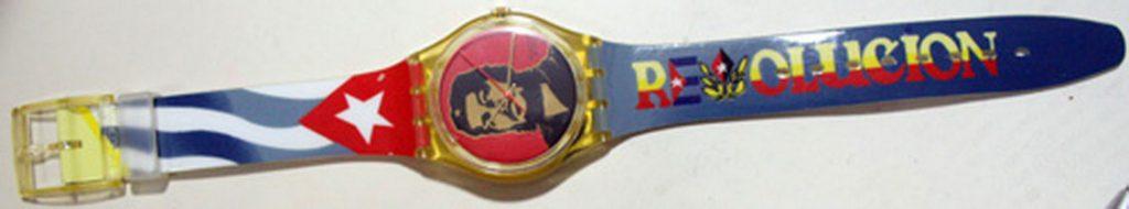 Swacht (suíço original) comprado em Cuba,um presente que adorei