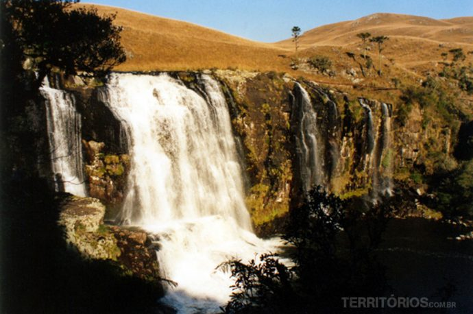 Cachoeira dos Rodrigues