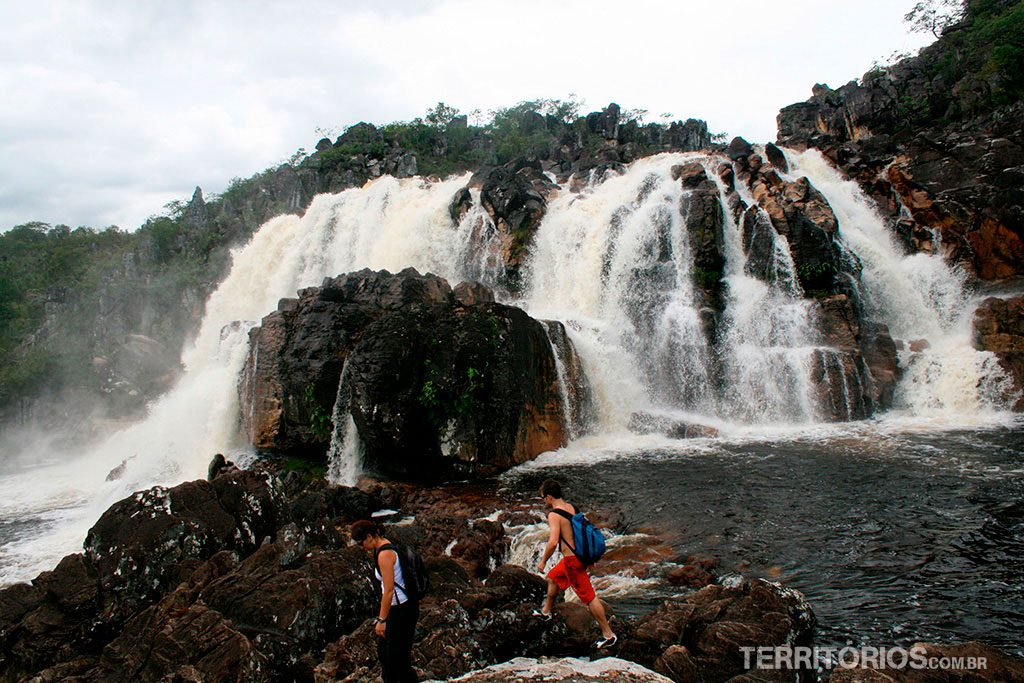 Cachoeira das Cariocas