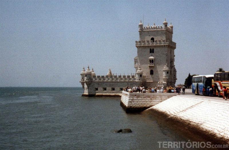 Torre de Belém, símbolo de Portugal