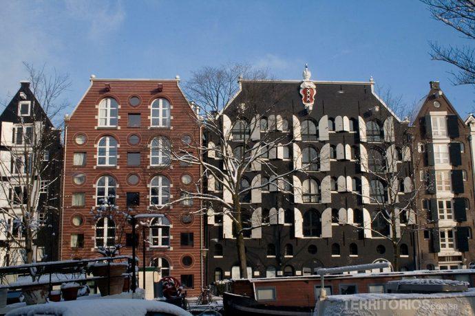 Casas de Amsterdam