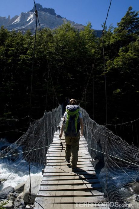 Ponte para Valle Francés