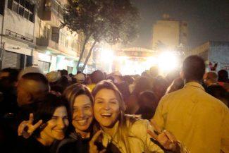 Palco Reggae na Virada Cultural Paulista