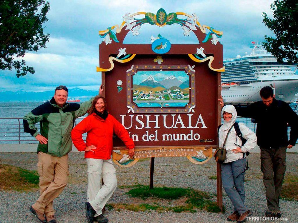 Ushuaia é a cidade mais austral do mundo
