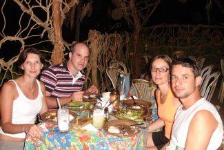 Restaurante Tom Marrom