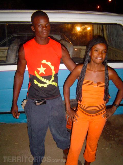 Angolanos e o seu patriotismo