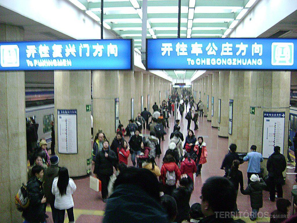 Estação de metrô