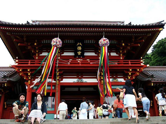 Templo Tsurugaoka