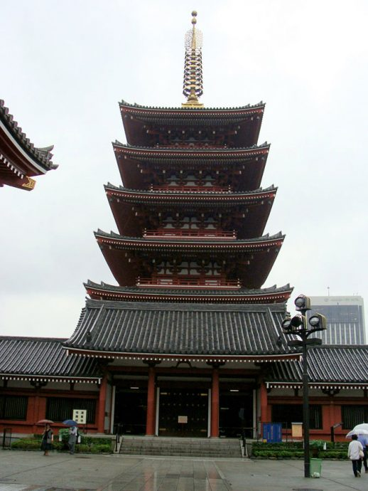 Pagoda de Asakusa