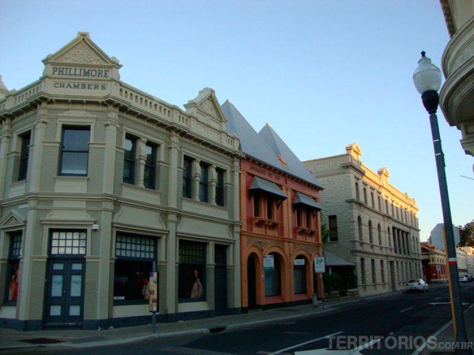 Arquitetura em Fremantle