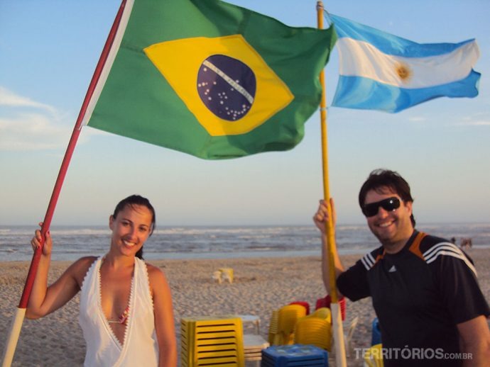Andressa Brasil x Agustin Argentina