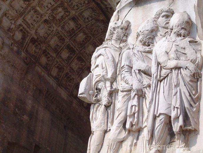 Arco do Septimio Severo