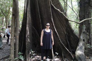 Carla Werkhaizer no Estado do Amazonas