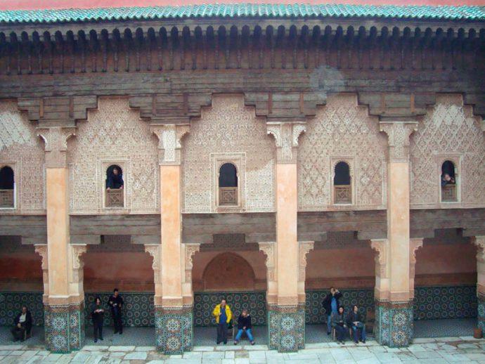 Ali Ben Yousself Madrasa