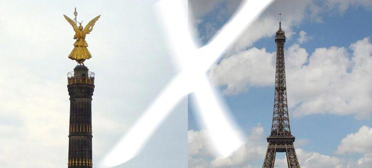 Berlim x Paris