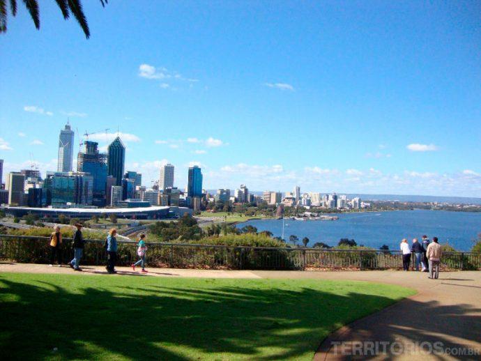 história da Western Austrália