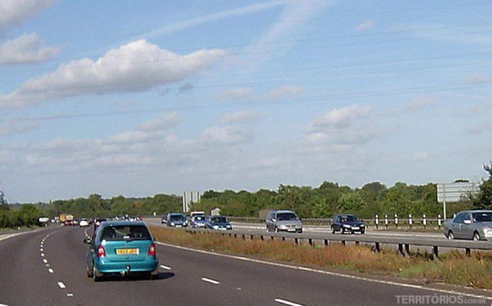 Estradas inglesas