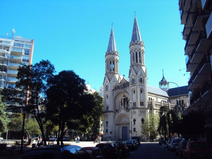 Plaza Guadalupe em Palermo Sensitive