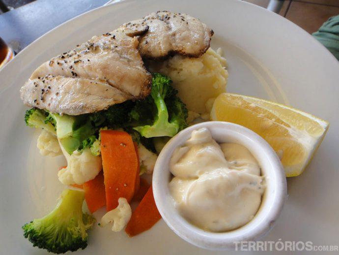 Barramundi é considerado o melhor peixe
