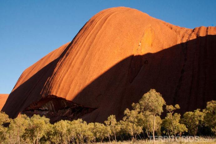 Imaginação solta nas formações rochosas que inspiram as histórias dos aborígenes