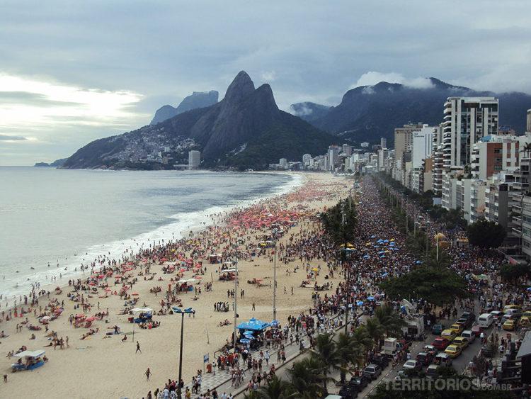 Rio de Janeiro no Réveillon
