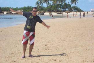 Tiago Nunes Fraga na Bahia