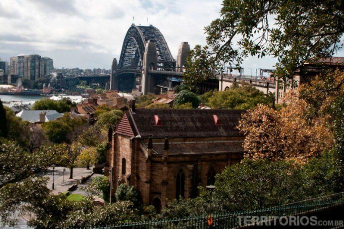 Igreja mais antiga da Austrália