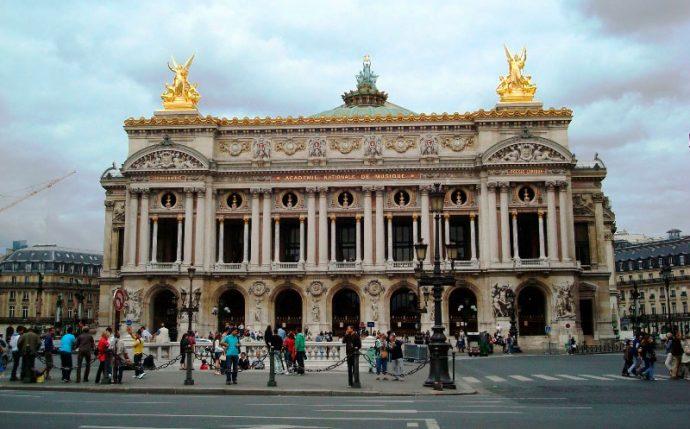 Teatro Ópera de Paris