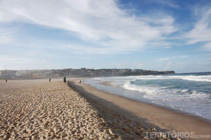 Maroubra Beach, na costa de Sydney