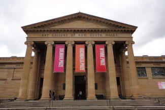 Art Gallery, em Sydney