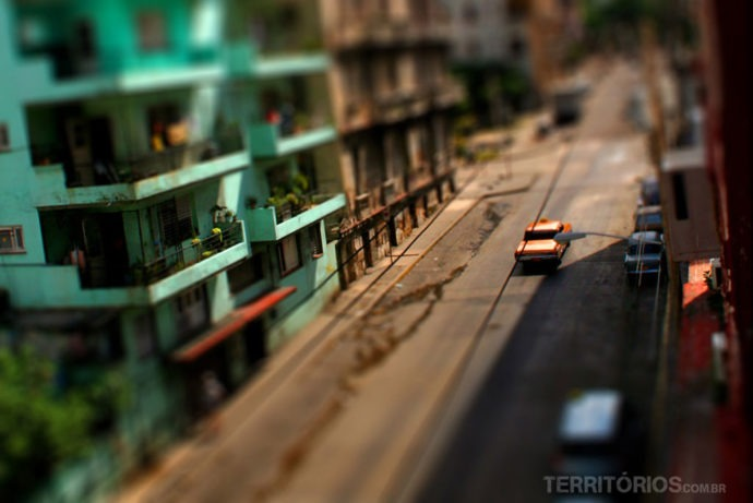 Ruas de Habana