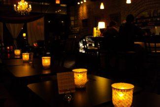 Coffee bar no Distrito Histórico