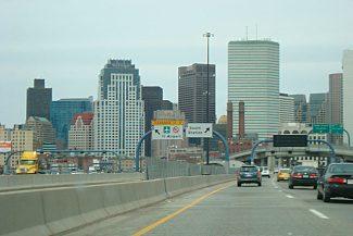 Um pouquinho de Boston