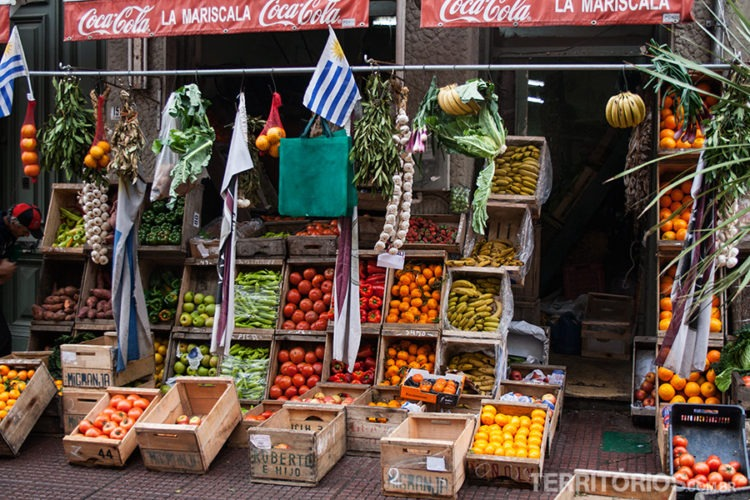 Montevideo para vegetarianos