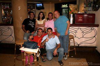 Fazendo amigos no hotel em La Habana