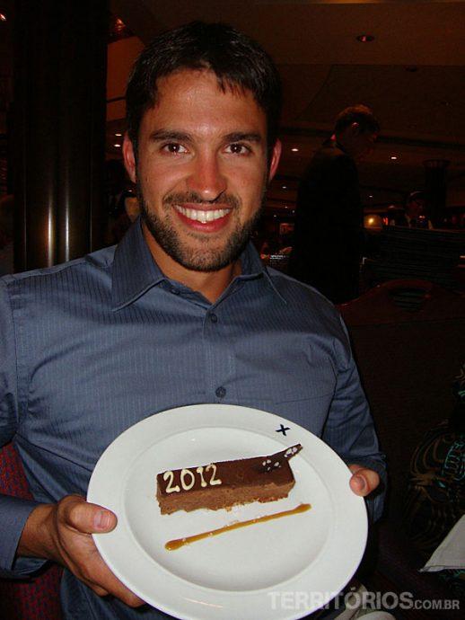 Celebrando 2012 em grandeestilo