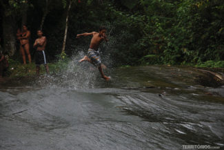 Cachaças e cachoeiras