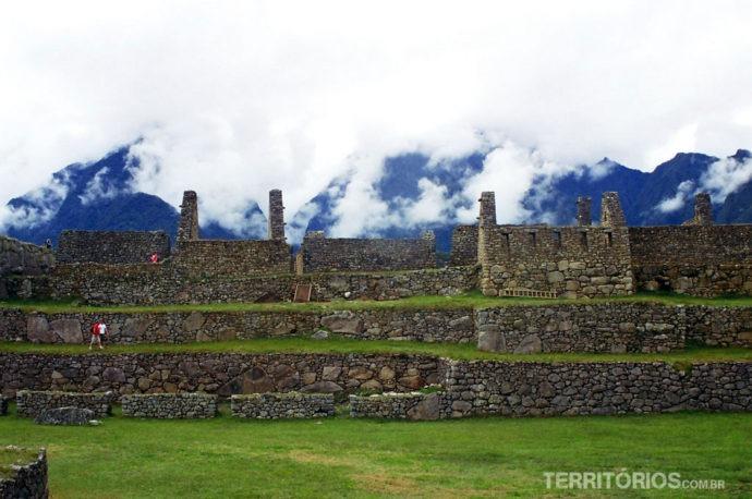 Ruínas em Machu Picchu, Cusco - Peru