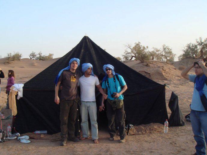 Expedição Sahara