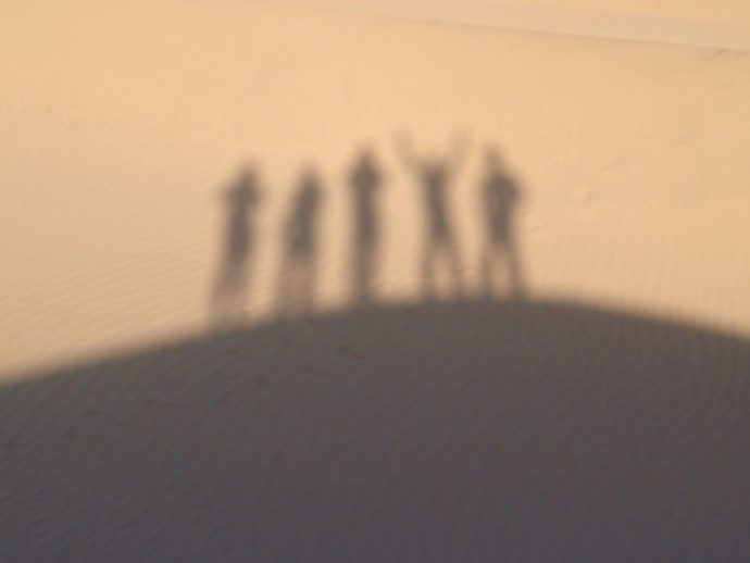 Sombras amigas