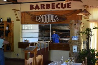 Parrilla do La Selva