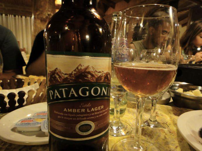 Adorei a cerveja argentina Patagônia