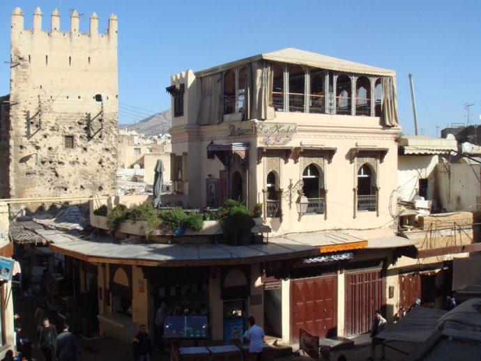 """Fez é um """"labirinto encantado abrigado do tempo"""", como descreveu o escritor Paul Bowles"""