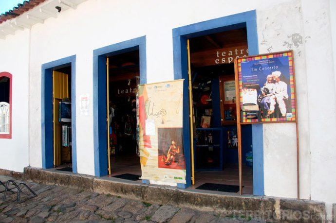 Teatro Espaço mostra uma aventura cultural