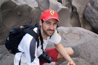 Leandro no Vale da Lua