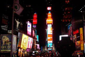 Times Square em NY