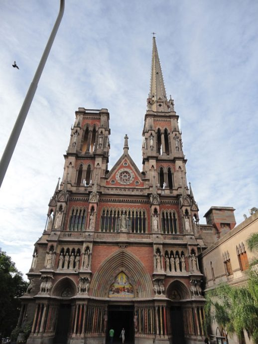 Igreja dos Capuchinhos (Iglesiadel Sagrado Corazón)