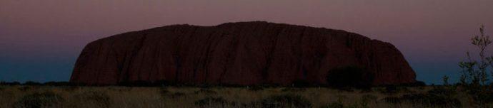 Uluru, o coração da Austrália